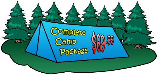 Complete Camp Package